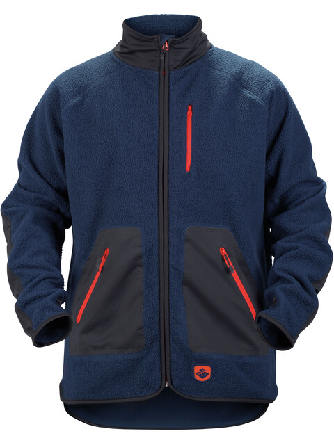 """Sweet Protection M's Lumberjack Fleece Jacket Midnight Blue"""